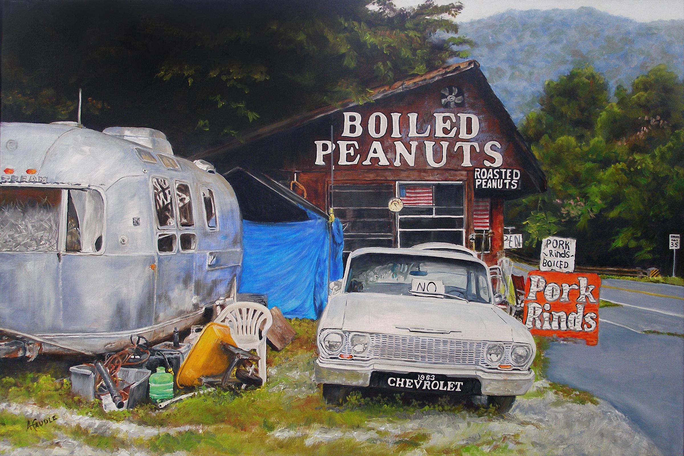 Ann Caulde, Boiled Peanuts